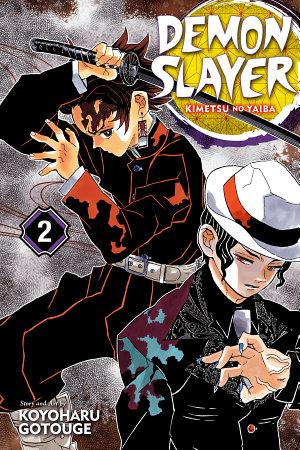 Demon Slayer  Kimetsu no Yaiba  Vol  2