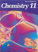 McGraw Hill Ryerson Chemistry 11