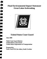 Great Lakes Icebreaking Operation  IL IN MI MN OH WI NY PA  PDF