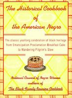 The Historical Cookbook of the American Negro PDF