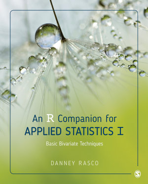 An R Companion for Applied Statistics I