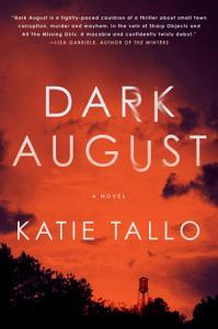 Dark August Book