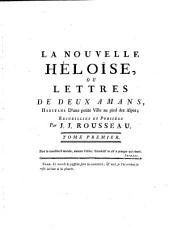 Collection complète des oeuvres de J.J. Rousseau, citoyen de Genève: Volume2