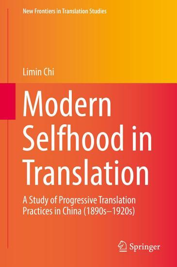Modern Selfhood in Translation PDF