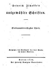 Geschichte des freistaats der drei bünde im hohen Rhätien. 2 theile 1828