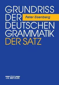 Grundriss der deutschen Grammatik PDF