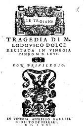 Le Troiane: tragedia