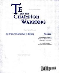 Teknon And The Champion Warriors Book PDF