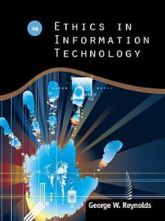 Ethics in Information Technology Book