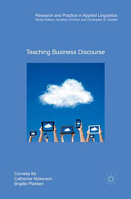 Teaching Business Discourse PDF