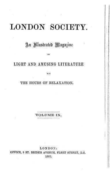 London Society PDF
