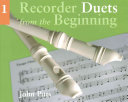 Recorder duets from the beginning PDF