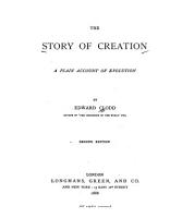The Story of Creation PDF