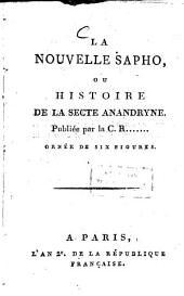 La nouvelle Sapho, ou histoire de la secte Anandryne
