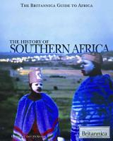 The History of Southern Africa PDF