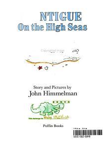 Montigue on the High Seas PDF
