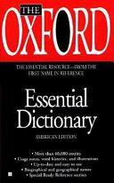 The Oxford Essential Dictionary PDF