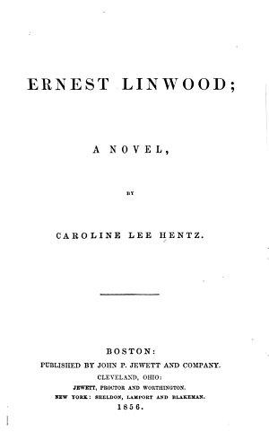 Ernest Linwood