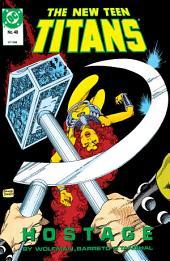 New Teen Titans (1984-1988) #48