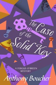 The Case of the Solid Key Book