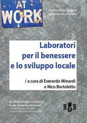 Laboratori per il benessere e lo sviluppo locale