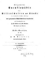 Erste Section A   G   G   Gallatin PDF