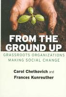 From the Ground Up PDF