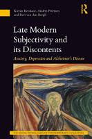 Late Modern Subjectivity and its Discontents PDF