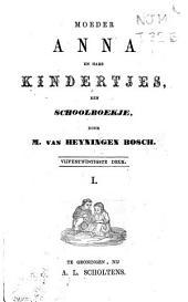 Moeder Anna en hare kindertjes: een schoolboekje