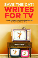 Save the Cat    Writes for TV