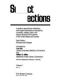 Subject Collections PDF
