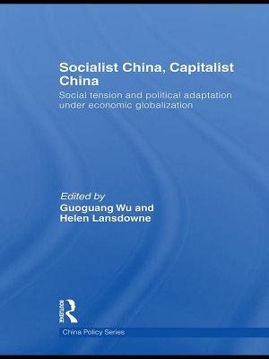 Socialist China  Capitalist China PDF
