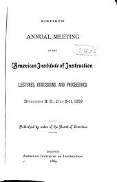 Annual Meeting: Volume 60