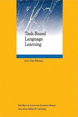 Task Based Language Learning PDF