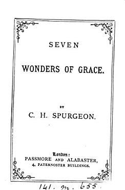 Seven Wonders of Grace PDF