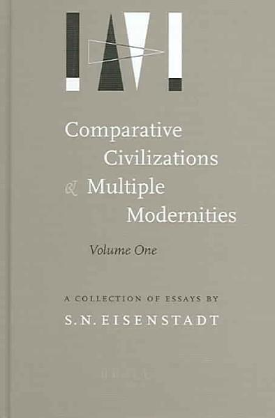 Comparative civilizations and multiple modernities  1 2003