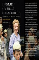 Adventures of a Female Medical Detective