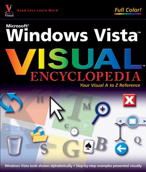 Microsoft Windows Vista Visual Encyclopedia PDF