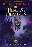 The House of Hades  The Heroes of Olympus  Book Four  new cover