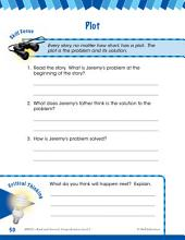 Read & Succeed Comprehension Level 2: Plot Passages and Questions