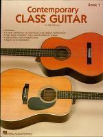 Contemporary Class Guitar (Music Instruction)