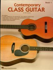 Contemporary Class Guitar (Music Instruction)