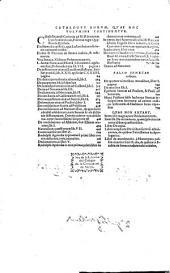 L. Annaei Senecae ... Opera quae extant omnia