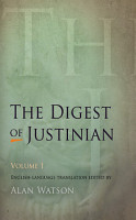 The Digest of Justinian PDF