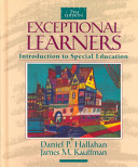 Exceptional Learners And Cases For Reflection And Analysis For Exceptional Learners Value Pak Book PDF