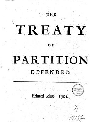 The Treaty of Partition Defended PDF