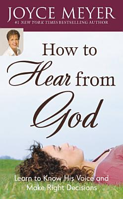 How to Hear from God