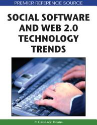 Social Software And Web 2 0 Technology Trends Book PDF