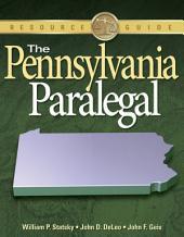 The Pennsylvania Paralegal