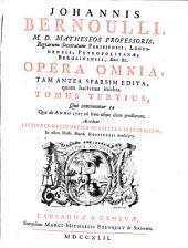1727 ad hanc usque diem. Accedunt lectiones mathematicæ de calculo integralium